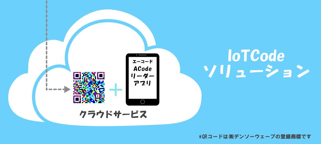 IoTCodeソリューションのクラウドサービス